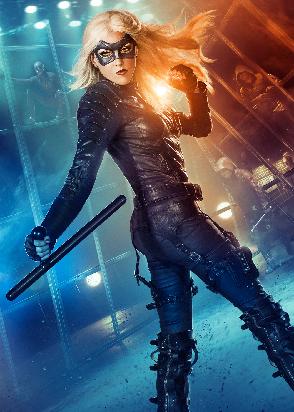 Jordon Nuttall--CW-BlackCanary